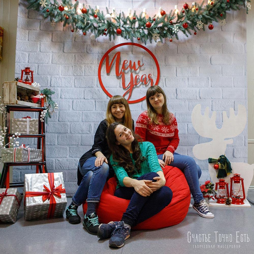 Фотозона 🎄 Новогодняя фотозона 🎄 аренда в Киеве