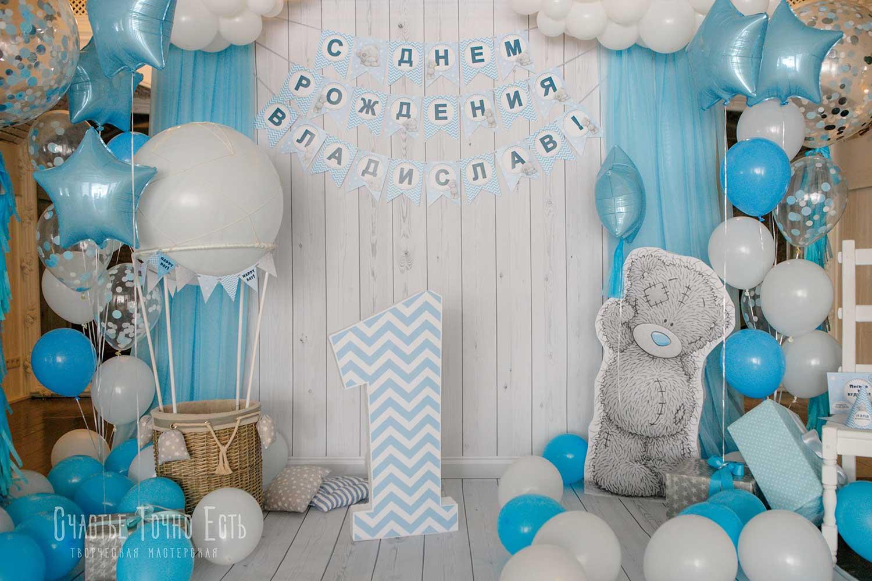 фонтан из шаров на день рождения девочке
