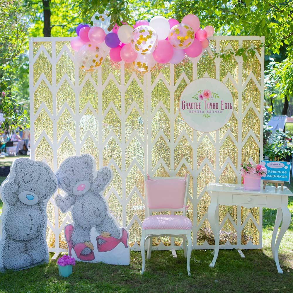 Фотозона 🧸 Детская фотозона Мишка Тедди 🧸 аренда в Киеве